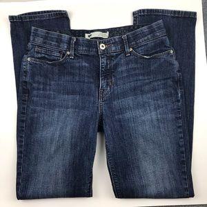 Levi's 525 Perfect Waist Straight Leg Jeans 10